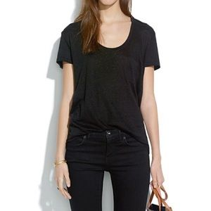MADEWELL | BLACK T SHIRT